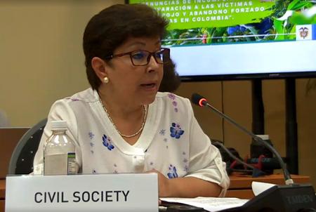 Organizaciones de la sociedad civil piden a la CIDH revisar el cumplimiento de la política de restitución de tierras en Colombia