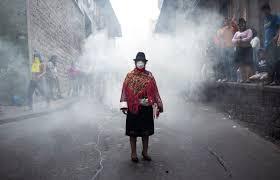 El pueblo de Ecuador es superior a Lenín Moreno