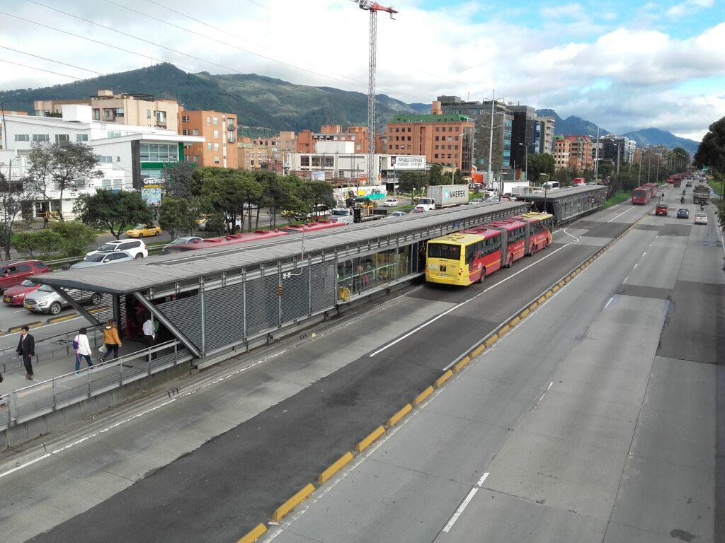 ¿Por qué el paro no llega al norte de Bogotá?