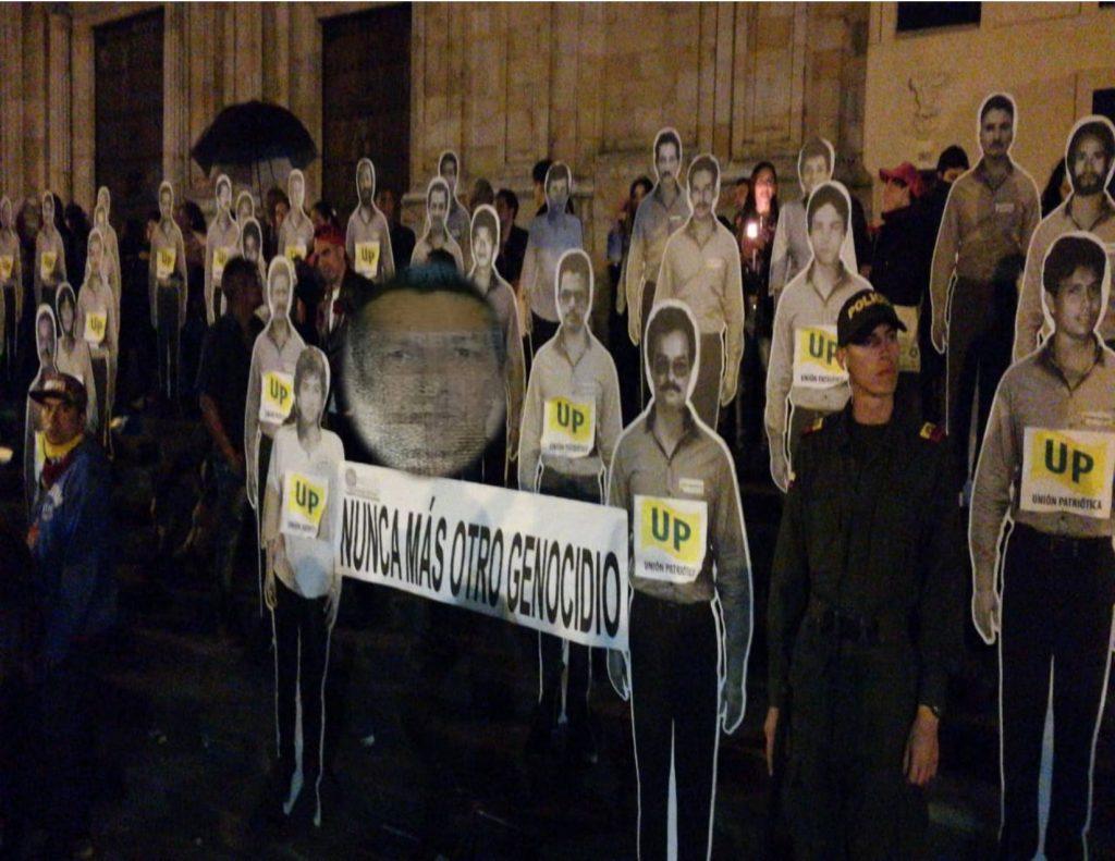 Frente de sus familiares asesinaron a Tulio César Sandoval Chía líder social de Tibú, Norte de Santander