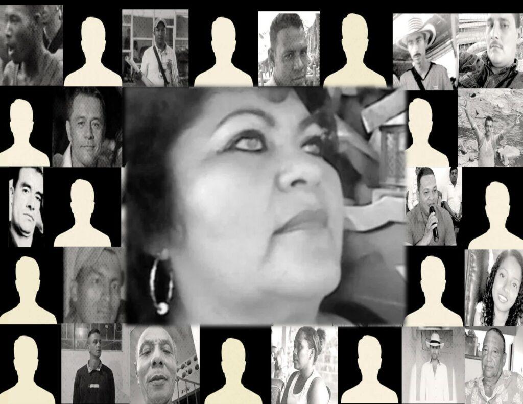 Mireya Hernández Guevara líder comunitaria asesinada en Huila, Colombia