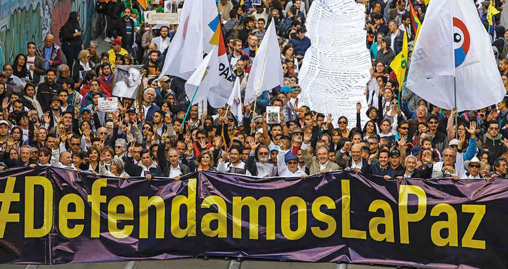 Organización Defendamos la Paz rechaza el paro armado anunciado por el ELN