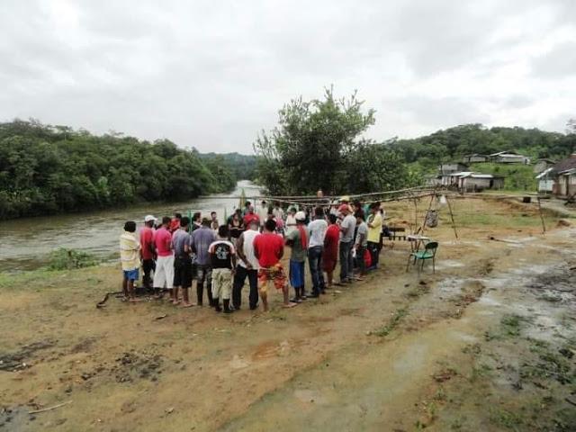 Seis personas asesinadas y más de cuatro mil en confinamiento en Alto Baudó, Chocó