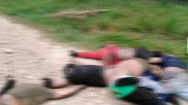 Trece cadavéres dejó enfrentamientos entre grupos ilegales frontera Norte de Santander