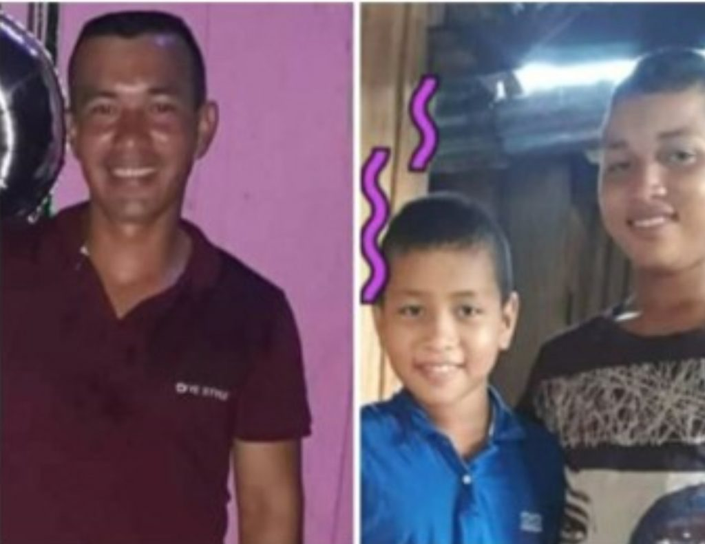 Familia fue masacrada en Piamonte Cauca, Colombia