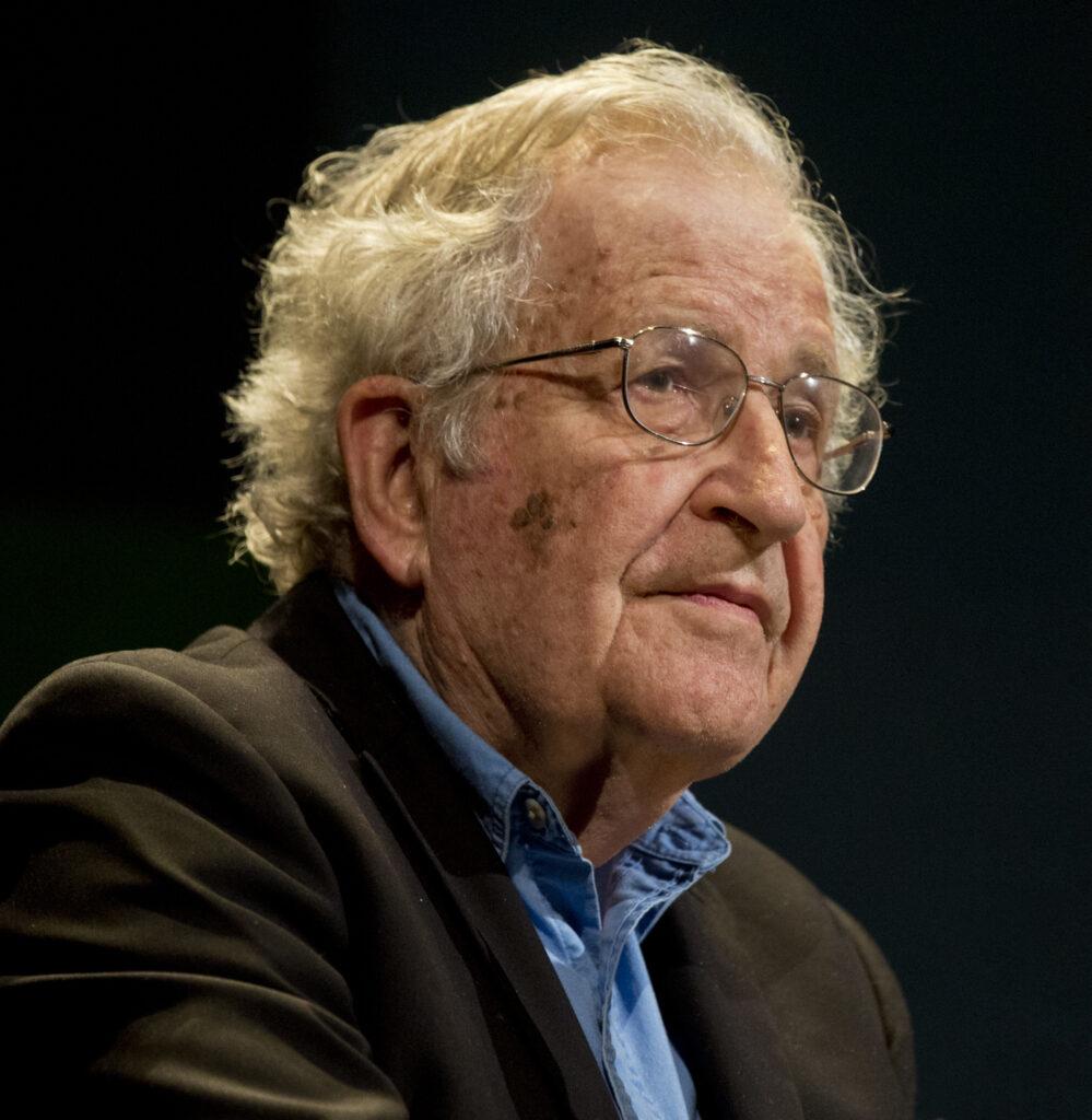Noam Chomsky: «la pandemia de coronavirus podría haberse evitado»