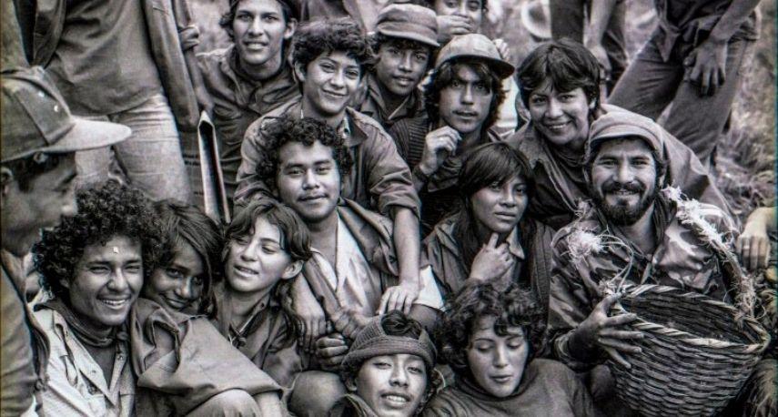 La Brigada San Martín, en el país de Sandino