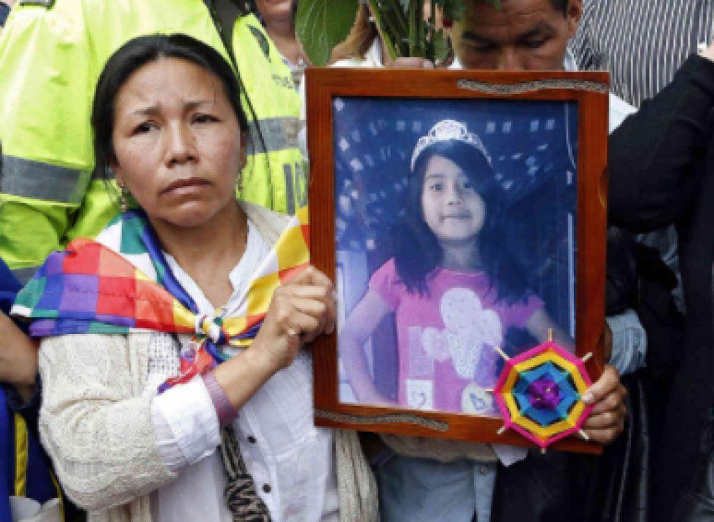 Con rebaja de pena y cero indemnización premian al asesino de la niña Yuliana Samboní