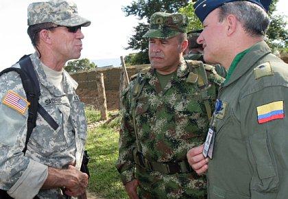 Pablo Beltrán (ELN): «Es muy probable que haya enfrentamientos armados con las tropas de EE.UU.»