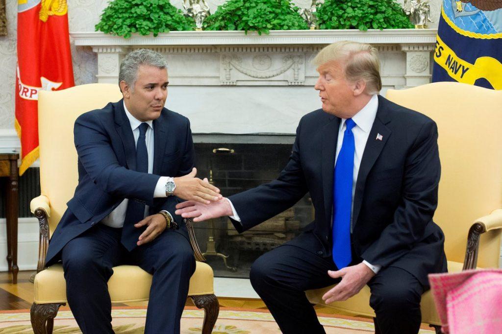 Colombia como instrumento político de la estrategia de EEUU contra Venezuela
