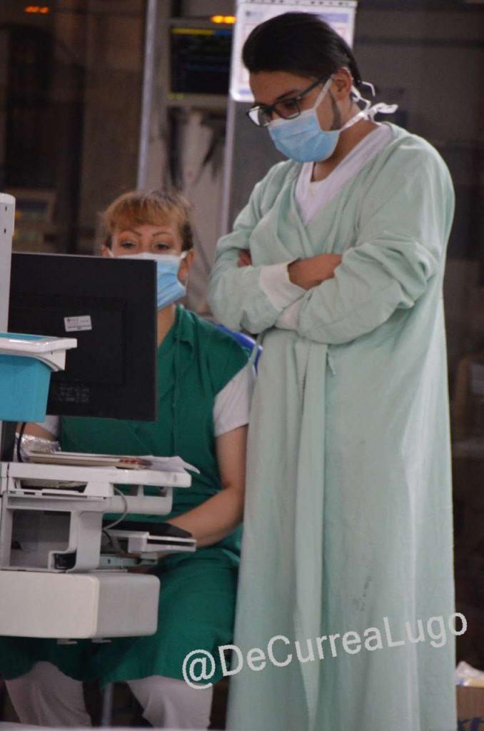 Cuando las personas enfermas compiten por un ventilador en cuidados intensivos