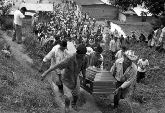 Masacre del ARO, Primera Parte