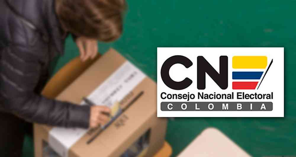 CNE abrió investigación a la campaña presidencial de Iván Duque