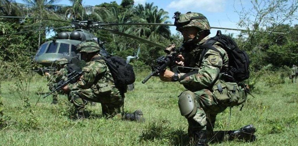 Ejército tiene en confinamiento a familias de la vereda Nueva Colombia, Vista Hermosa-Meta.