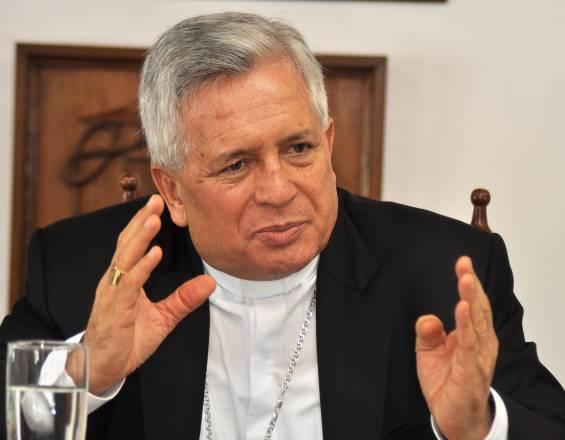 """""""Se culpan a los de siempre para justificar masacres de Estado y conveniencias criminales"""" Arzobispo de Cali."""