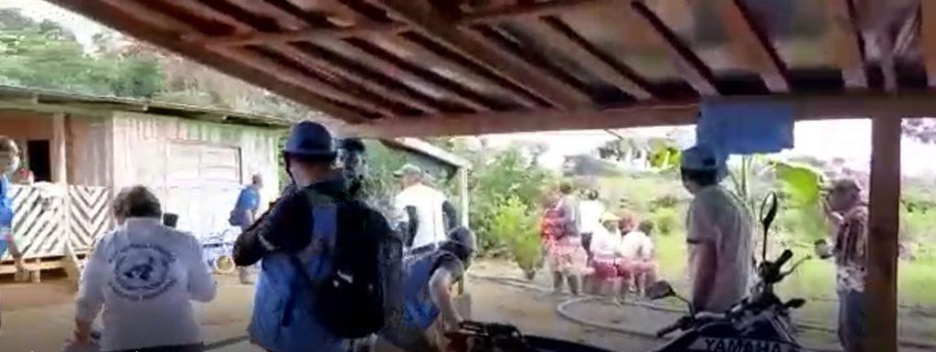 Ejército atacó a campesinos de la vereda Nueva Colombia en plena reunión con la ONU