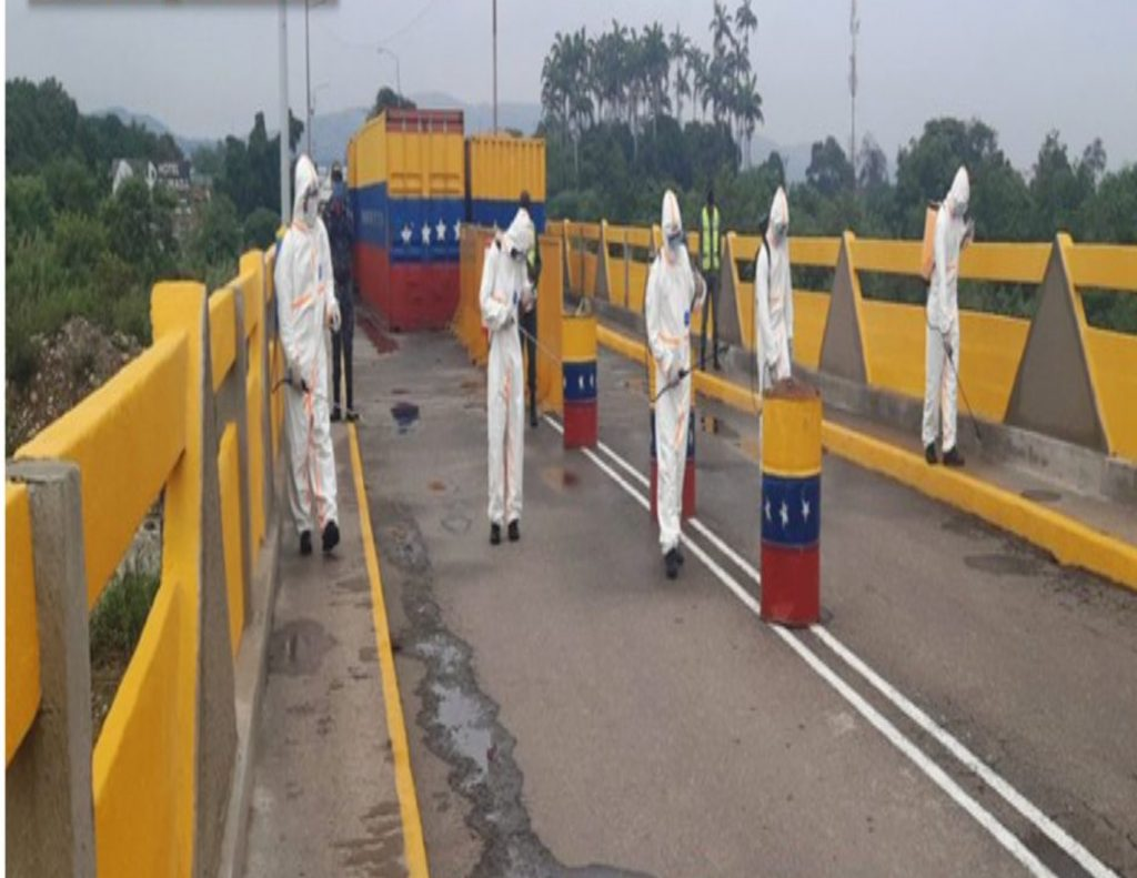 Gobierno venezolano desmiente el cierre del Puente Internacional Simón Bolívar