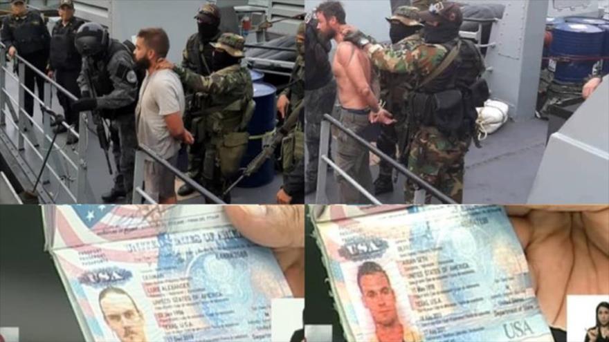 Gobierno de Nicolás Maduro condena a 20 años de cárcel a mercenarios de EE.UU.