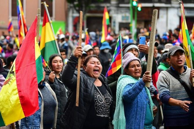 El silencio de indianistas, indigenistas, ambientalistas, feministas… en la Bolivia actual.
