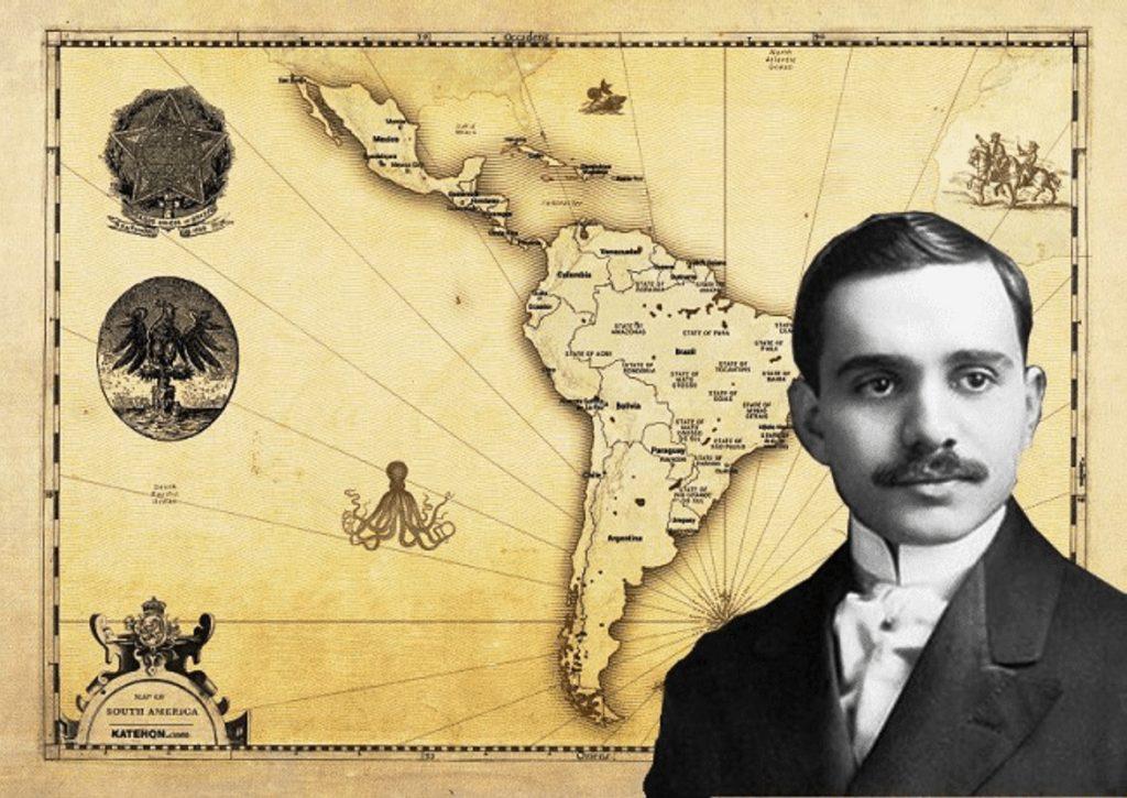Bitácora Internacionalista  Manuel Ugarte y el socialismo latinoamericano