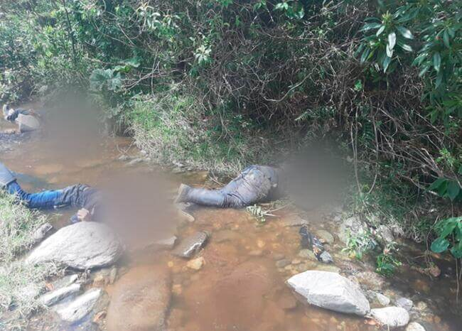 Nueva masacre se registró en el municipio Buesaco al norte de Nariño.