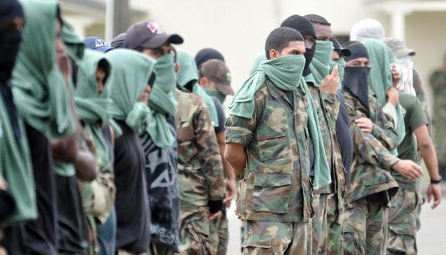 """Paramilitares """"Los Rastrojos"""" exige al comercio del municipio San Alberto, César dar aporte económico por las buenas por las malas."""