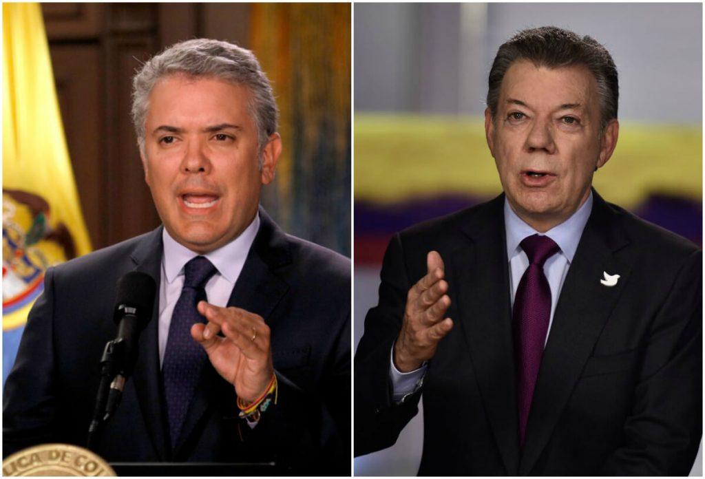 ELN denuncia plan de Santos y Duque para asesinar a la Delegación de diálogos de Paz.