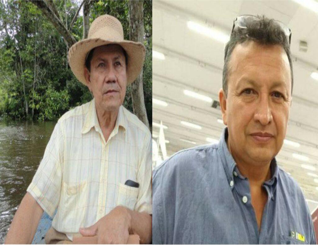 Asesinan a dos líderes del movimiento Colombia Humana.
